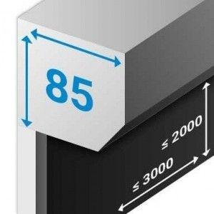 Ritsscreen ZWS R85 1502x1565